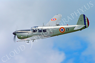 WB - Nord 1101 00004 Nord 1101 French Air Force warbird airplane picture by Stephen W D Wolf