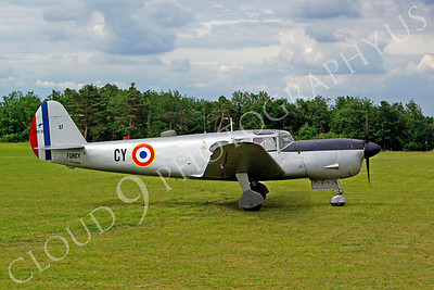WB - Nord 1101 00001 Nord 1101 French Air Force warbird airplane picture by Stephen W D Wolf