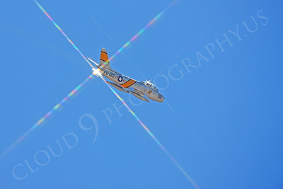 WB-F-86 00004 North American F-86 Sabre by Peter J Mancus