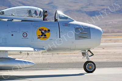 CUNWB 00087 North American F-86 Sabre by Peter J Mancus