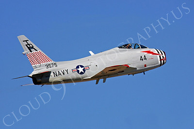 WB - 00004 North America FJ-4B Fury by Peter J Mancus