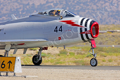 CUNWB 00017 North American FJ-4B Fury by Peter J Mancus