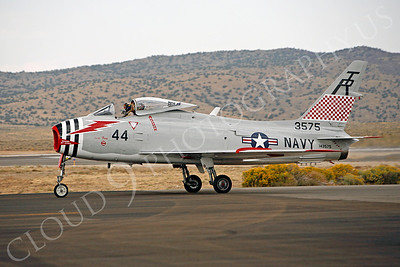 WB - 00001 North America FJ-4B Fury by Peter J Mancus
