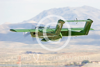 WB-OV-10 00004 North American OV-10 Bronco by Peter J Mancus