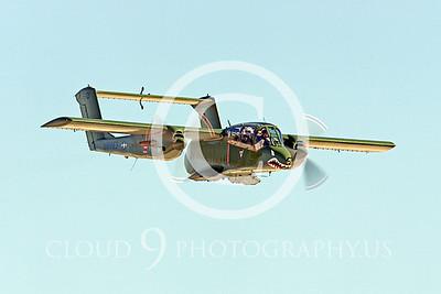 WB-OV-10 00008 North American OV-10 Bronco by Peter J Mancus