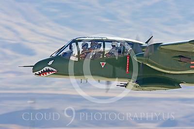 WB-OV-10 00010 North American AOV-10 Bronco by Peter J Mancus