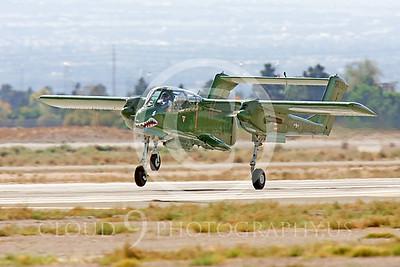 WB-OV-10 Bronco 00002 North American OV-10 Bronco by Peter J Mancus
