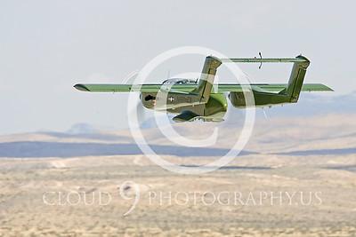 WB-OV-10 00006 North American OV-10 Bronco by Peter J Mancus