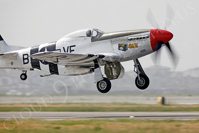 CUNWB 00002 North American P-51D Mustang by Peter J Mancus