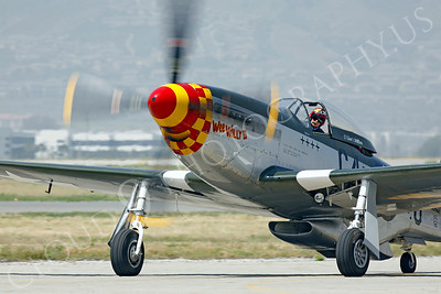 CUNWB 00007 North American P-51D Mustang by Peter J Mancus