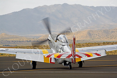 WB - 00015 North American P-51 Mustang by Peter J Mancus