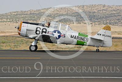 WB - North American SNJ Texan 00003 North American SNJ Texan US Marine Corps trainer warbird by Peter J Mancus