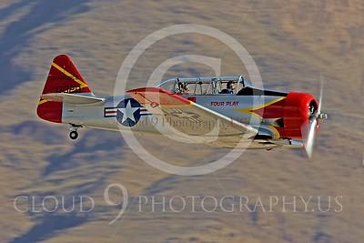 WB-T-6 00032 North American T-6 Texan by Peter J Mancus