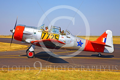 WB - North American T-6 Texan 00005 North American T-6 Texan South African Air Force by Peter J Mancus