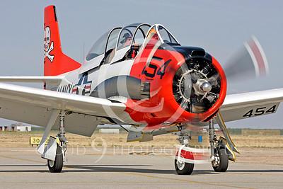 WB - North American T-28 Trojan 00013 by Peter J Mancus