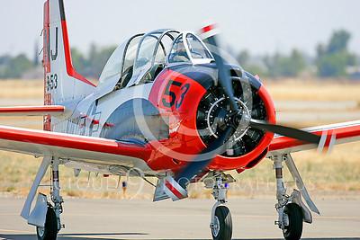 WB - North American T-28 Trojan 00021 by Peter J Mancus
