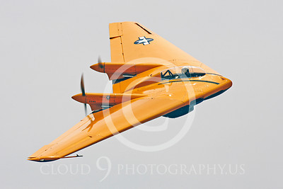 WB - Northrop N9MB Flying Wing 00004 by Peter J Mancus