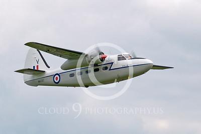 WB-Percival Pembroke 00004 British Royal Air Force by Tony Fairey