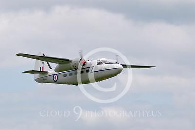 WB-Percival Pembroke 00002 British Royal Air Force by Tony Fairey