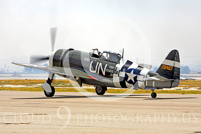 WB - Republic P-47 Thunderbolt 00021 Republic P-47 Thunderbolt US World War II fighter by Peter J Mancus