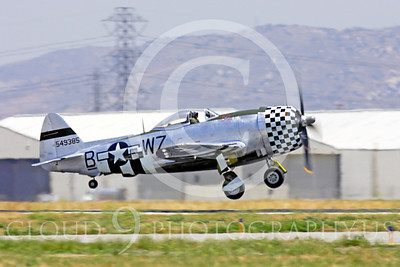 WB - Republic P-47 Thunderbolt 00024 Republic P-47 Thunderbolt World War II era fighter warbird, by Peter J Mancus