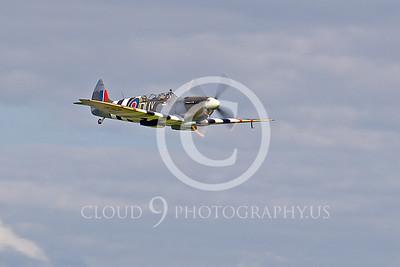 WB-Vickers-Supermarine Spitfire 00010 British Royal Air Force by Tony Fairey