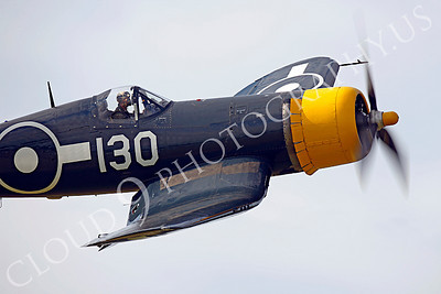 CUNWB 00072 Chance Vought F4U Corsair by Peter J Mancus