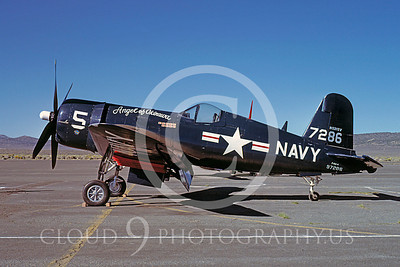 WB - Chance Vought F4U Corsair 00013 Chance Vought F4U Corsair Angel of Okinawa by William T Larkins
