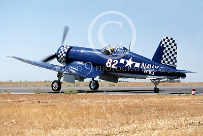 WB - Chance Vought F4U Corsair 00017 Chance Vought F4U Corsair US Navy VF-53 warbird markings by Peter B Lewis