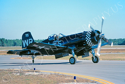 WB - 00009 Chance Vought F4U Corsair US Marine Corps by Stephen W D Wolf