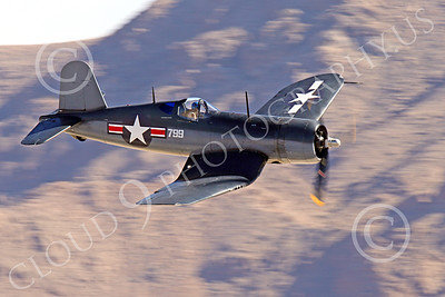 WB-Chance Vought F4U Corsair 00006 A low flying Chance Vought F4U Corsair US WWII era fighter, warbird picture by Peter J Mancus