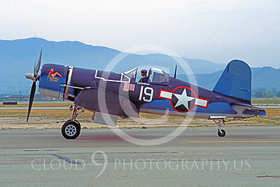 WB - Chance Vought F4U Corsair 00015 Chance Vought F4U Corsair Marine's Dream by Peter J Mancus