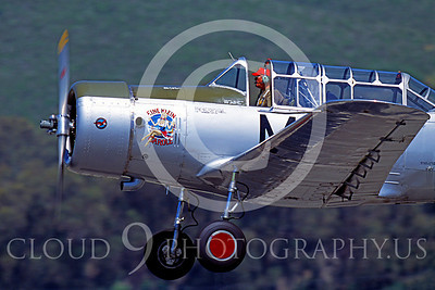 WB - Vultee BT-13 Valiant 00010 Vultee BT-13 Valiant by Peter J Mancus