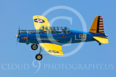 WB - Vultee BT-13 Valiant 00002 Vultee BT-13 Valiant by Peter J Mancus