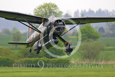 WB-Westland Lysander 00018 British Royal Air Force by Tony Fairey