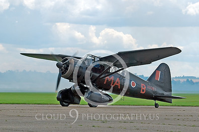 WB-Westland Lysander 00001 British Royal Air Force by Tony Fairey