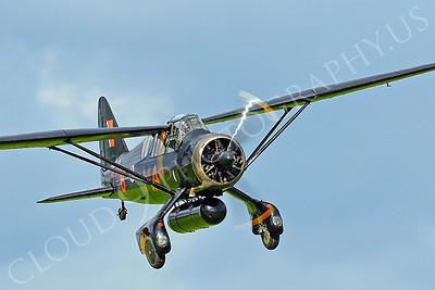 WB - Westland Lysander 00036 Westland Lysander British RAF by Tony Fairey