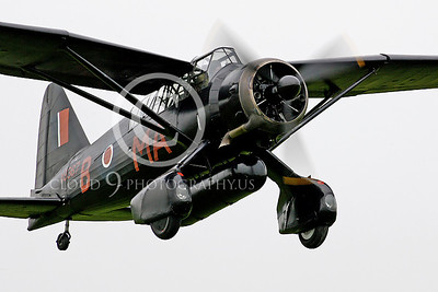 WB-Westland Lysander 00008 British Royal Air Force by Tony Fairey