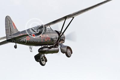 WB - Westland Lysander 00034 Westland Lysander British RAF by Tony Fairey