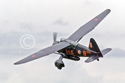 WB-Westland Lysander 00030 British RAF by Tony Fairey