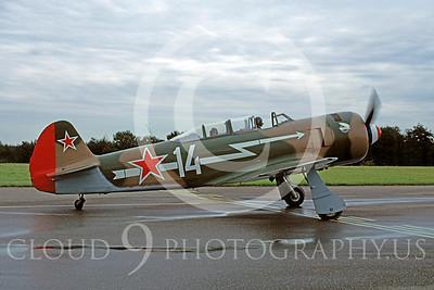 WB - YAK-9 00003 Yakovlev YAK-9 by Peter J Mancus