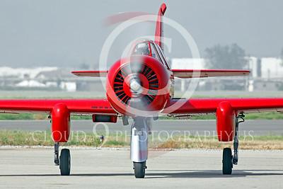 WB - Yakovlev Yak-52 00037 Yak-52 warbird by Peter J Mancus