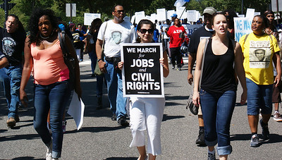 50th anniversary March On Washington '13 (10)