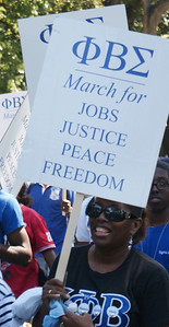 50th anniversary March On Washington '13 (28)
