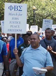 50th anniversary March On Washington '13 (27)