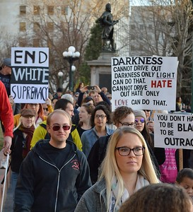Anti White Supremacy march (23)