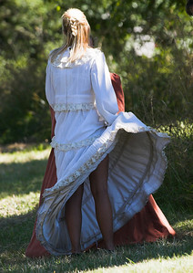 As sexy as a civil war re-enactment gets. :)
