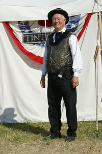 George Lomas, the N-SSA thanks you for the space at the re-enactment!