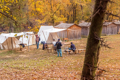 Civil War Days @ Johnsonville Historic State Park 11/4/17