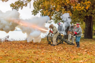 Civil War Days @ Nathan Bedford Forrest State Park 11/3/17